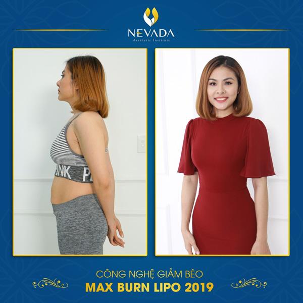 Công nghệ Max Burn Lipo 2019 review