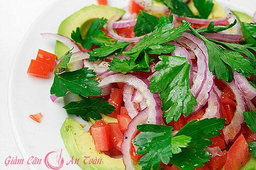 Salad hành tây, cách giảm cân bằng hành tây, giảm cân bằng hành tây, ăn hành tây giảm cân có hiệu quả không
