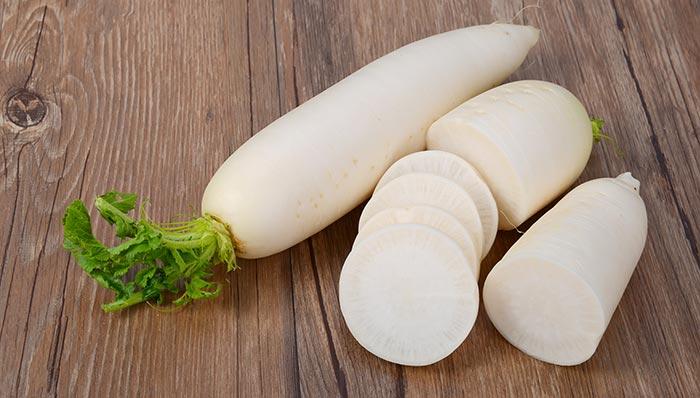 Cách giảm cân bằng củ cải trắng mang lại hiệu quả tốt nhất