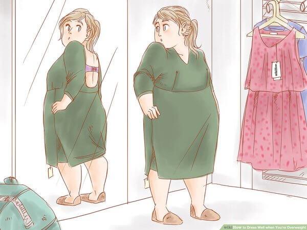 """Dù béo mặc đồ vẫn sang chảnh – """"cách mặc quần áo cho người béo bụng"""""""